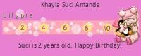 Lilypie Second Birthday (RmDf)